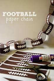 Homemade Super Bowl Decorations 60 best Super Bowl images on Pinterest Football birthday 52