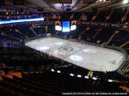 Madison Square Garden View From Section 412 Vivid Seats