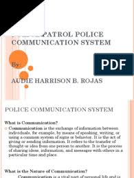 Learn vocabulary, terms and more with flashcards, games and other study tools. Police Com Communication Radio