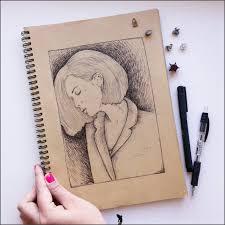 рисунки для скетчбука Andrey Eltsovru