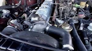 1983 FJ60 Landcruiser 2F Engine, First Start after Many Parts ...