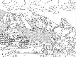Mountain coloring pages free 4ceadcf61e08 bbcpc mountain coloring page unique pages mountains in col on mountain