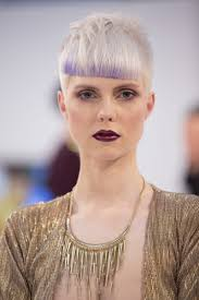 Dip Dyed Lilac Fringe By Westrow At Salon International Goldwell