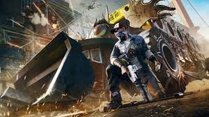 Free watch dogs 2 video game Ubisoft ...