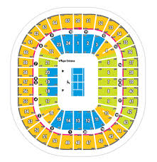 Download The Official Seating Map Of Rod Laver Arena Pdf