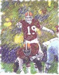 bernie kosar cleveland browns on cleveland sports teams wall art with special teams cleveland browns football players art prints picture