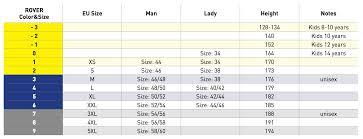 54 Studious Scubapro Wetsuit Size Chart