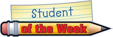 Resultado de imagem para student of the week images