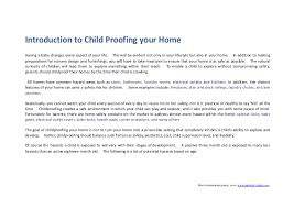 how to childproof your home useful baby safety products