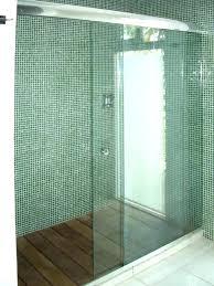 shower door water guard medium size of glass doors framed doo