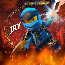 Lot of 3 LEGO Ninjago Original Ninja w/Weapons Jay Kai Cole Black Red Blue  O3 Spielzeug LEGO Minifiguren gamersjo.com