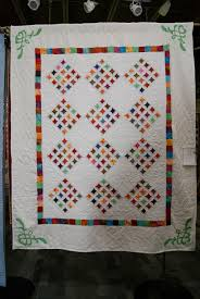 A Local Quilt Show… – Stitching Impressions & 16 Patch Quilt Adamdwight.com