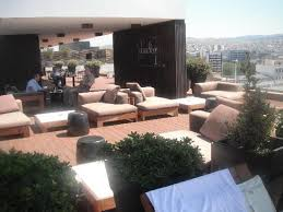 roof garden design hotel. the met hotel roof garden design d