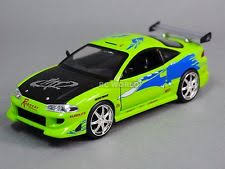 mitsubishi 3000gt fast and furious. 124 diecast 1995 mitsubishi eclipse fast u0026 furious model car green mitsubishi 3000gt and