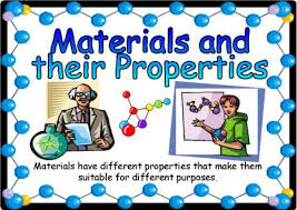 Image result for materials and their properties