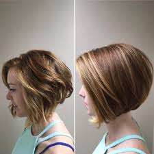Photo Gallery Of Classic Layered Bob Hairstyles For Thick Hair