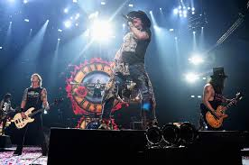 Guns N Roses Not In This Lifetime Tour Now Fourth Biggest