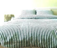 red ticking stripe bed sheets post bedding duvet cover navy blue best images on navy blue ticking bedding stripe