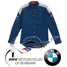 Details About Motorsport Long Sleeved Shirt Men S Genuine Bmw Motorrad Motorcycle 2019 Style