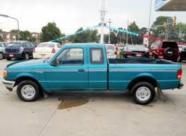 1993 Ford Ranger XLT SuperCab - cheap pickup truck under $2000 in ...