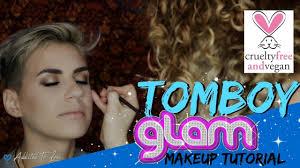 femme ian does tomboy ian s makeup makeup tutorial