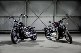 motorcycles the 2017 triumph bonneville bobber is custom looks