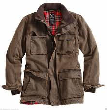 surplus xylontum mens winter jacket padded warm water resistant biker brown