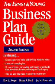 Business Plan In Pdf Impressive The Ernst Young Business Plan Guide By Brian R Ford
