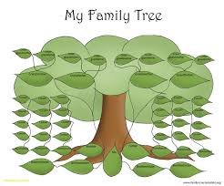 Family Tree Maker Templates New Printable Family Tree Maker Konoplja Co