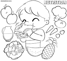 Small Picture Nutrition coloring pages Coloring pages to download and print