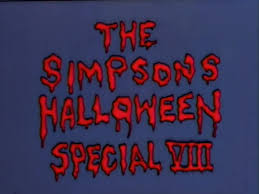 Poster For The Simpsons U201cTreehouse Of Horror V U2013 The Shinning Watch The Simpsons Treehouse Of Horror V