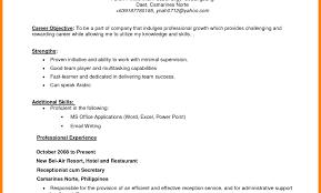 Resume Innovation Design Sample Resume Objective 14 Beautiful