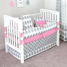 elephant crib bedding girl pink elephant crib bedding set cute for baby girl custom made crib elephant crib