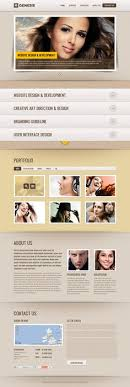 Artist Website Templates Awesome 48 Best Themeforest Images On Pinterest Modern Store Psd