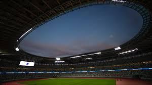 Dobyns Bennett Football Stadium Seating Chart Tokyos New Stadium A Masterpiece By Japans Kengo Kuma