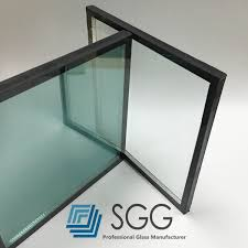 8mm 8mm large double glazed insulated glass 8mm 8mm custom insulated glass panels