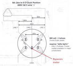 jaw meter socket wiring diagram images jaw meter socket wiring diagram 7 jaw meter socket wiring diagram