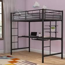 Queen Loft Bed For Adults | Wayfair