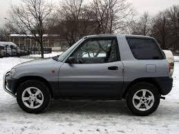 1996 Toyota RAV4 - Information and photos - ZombieDrive