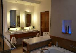 affordable bathroom lighting. Mirror Design Ideas Performing Morning Lights For Bathrooms Ritual Unique Lower Provides Softer Time Affordable Bathroom Lighting