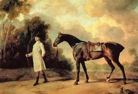 george stubbs horse and rider de