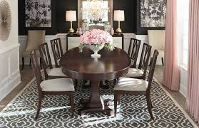 dining room tables oval. Presidio Oval Dining Table By Bassett Furniture Contemporary-dining-room Room Tables A