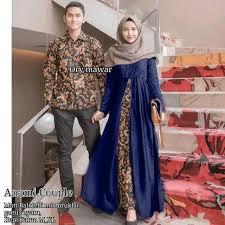 Pada kesempatan ini saya akan bagikan banyak inpirasi tentang model baju gamis batik terbaru 2020 untuk wanita berhijab yang modern dan stylis, cocok kamu. Anami Couple Gamis Batik Pesta Remaja Fashion Pesta Kebaya Modern Baju Batik Modern Baju Muslimah Shopee Indonesia