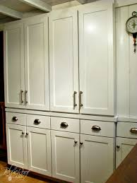 Diy Kitchen Pantry Cabinet Blue Roof Cabin Diy Pantry Cabinet Using Custom Cabinet Doors