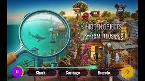 Can you find all the hidden objects in these games? Optical Illusions Hidden Objects Game Best Seek And Find Games For Android 2019 Youtube