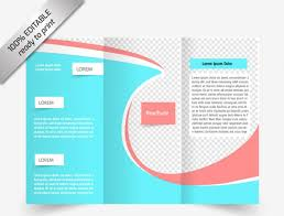 3 Fold Brochure Template Free Download 42 New Tri Fold Brochure