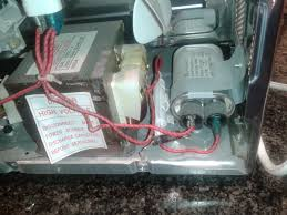 microwave oven not warm up food microwave oven high voltage fuse