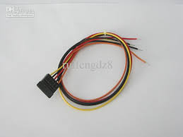 cable assembly wire harness sata terminal and housing power cable assembly wire harness sata terminal and housing power connector 5pin pitch3 8mm we can make it according to your requirements