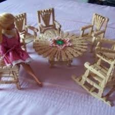 doll furniture recycled materials. Making Doll Furniture From Clothes Pins | Dolls, Diy Dollhouse And Clothespin Dolls Recycled Materials