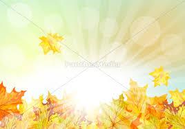 royalty free vector 14774505 autumn frame